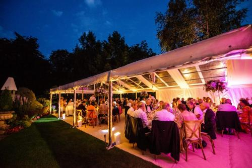 Summer Party Marquee
